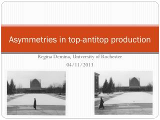 A symmetries in top- antitop  production