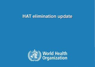 HAT elimination update