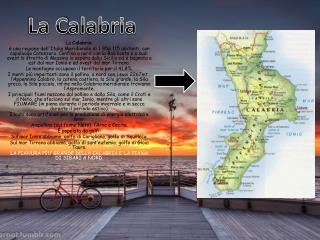 La Calabria ;