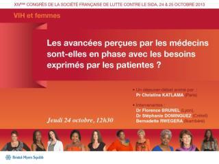 Les femmes  représentent  un tiers des nouveaux diagnostics VIH en Europe