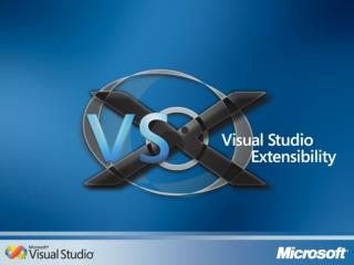 VSX: Extend Your Development Experience