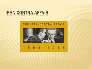 Iran-Contra Affair