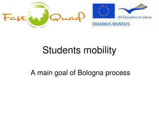 Students mobility