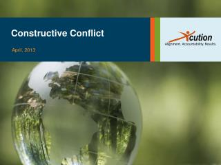 Constructive Conflict