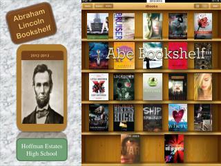 Abe  Bookshelf