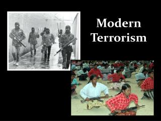 Modern Terrorism