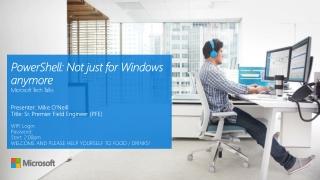 Scripting 101    Windows Administration