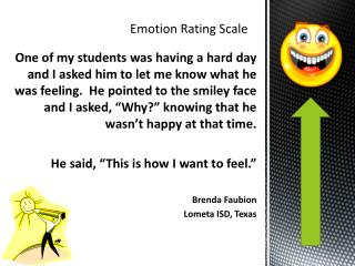 Emotion Rating Scale