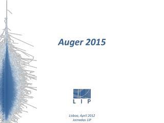 Auger 2015