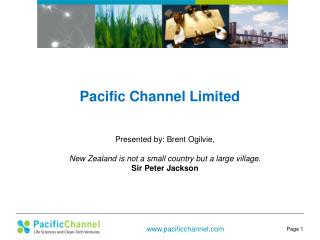 Pacific Channel Limited