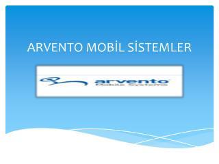 ARVENTO MOB?L S?STEMLER