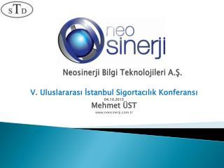 Neosinerji  Bilgi Teknolojileri A.Ş.