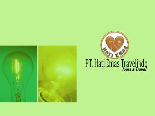 PT.  Hati Emas Travelindo