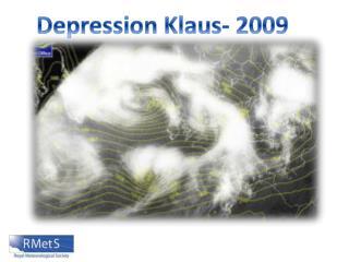 Depression Klaus- 2009