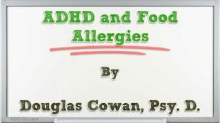 ppt 40031 ADHD and Food Allergies