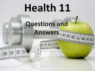 Health 11