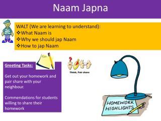 Naam Japna