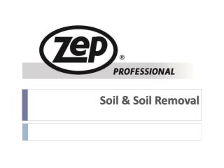 Soil & Soil Removal