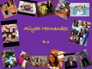 Aliyah Hernandez