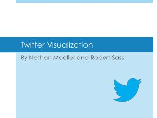 Twitter Visualization