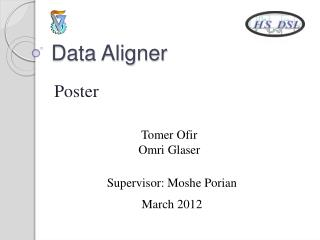 Data Aligner