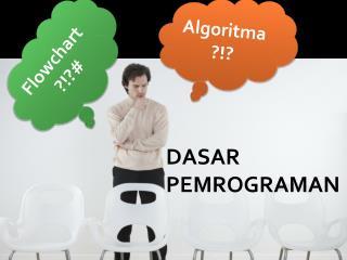 Algoritma?!?