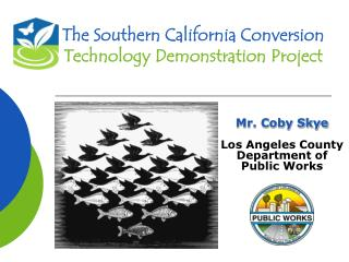 The Southern California Conversion Technology Demonstration Project