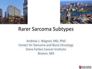 Rarer Sarcoma Subtypes