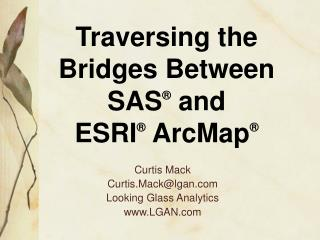 What is ESRI