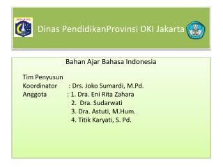 Dinas PendidikanProvinsi  DKI Jakarta