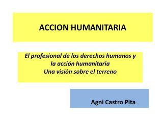 Agni Castro Pita