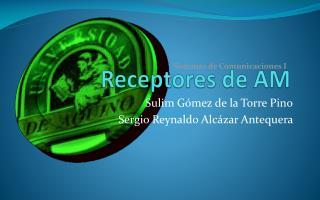 Receptores de AM
