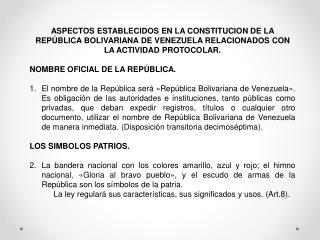 Diputados(as) de la Asamblea Nacional. Ministros(as).