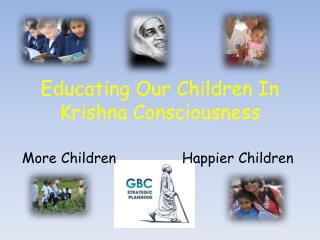 Educating Our Children In Krishna Consciousness