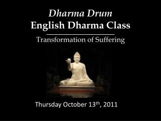 Dharma Drum English Dharma Class