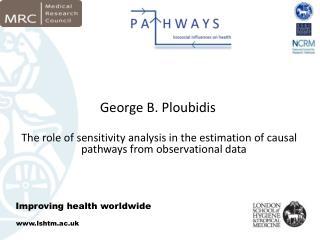 Improving health worldwide