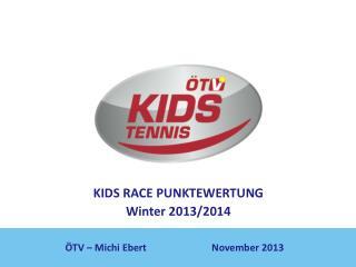 ÖTV –  Michi Ebert                 November 2013