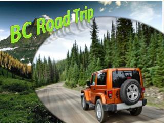 BC Road Trip
