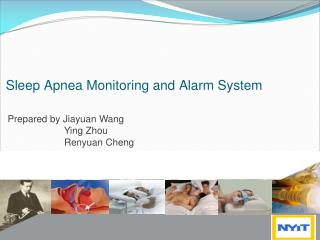Sleep Apnea Monitoring and Alarm System