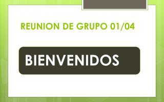 REUNION DE GRUPO  01/04