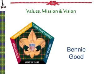 Values, Mission & Vision