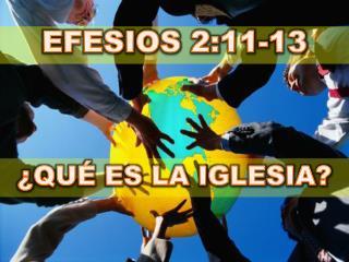EFESIOS 2:11-13