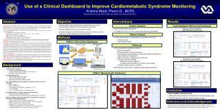 Cardiometabolic syndrome    Group of metabolic disturbances
