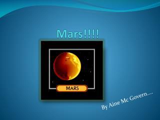 Mars!!!!