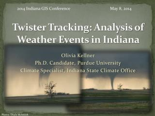 Twister Tracking: Analysis of Weather Events in Indiana