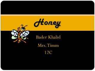 Bader  Khalid