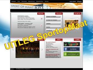 UITLEG SportopMaat
