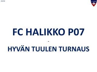FCH P07