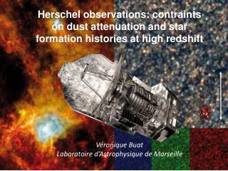 Véronique  Buat Laboratoire d'Astrophysique de Marseille