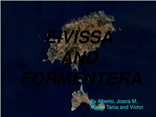 EIVISSA   AND  FORMENTERA